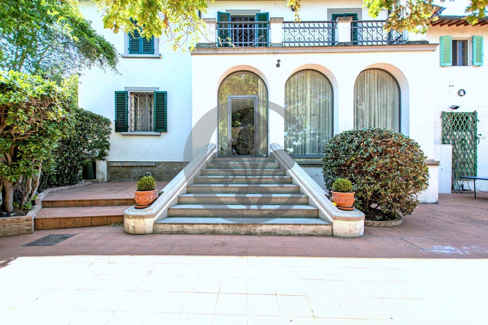 Villa in Grassina, Tuscany, Italy 1