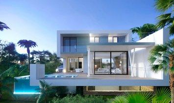 Villa a Estepona, Andalusia, Spagna 1