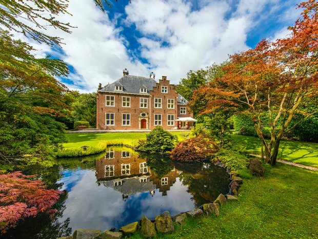 Villa in South Holland, Netherlands 1