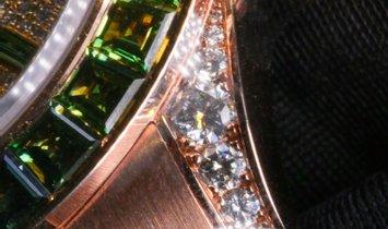 Rolex 116595RBOW Daytona Cosmograph Diamond Set Bespoke
