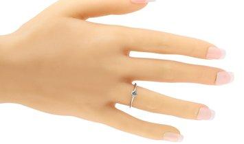 Tiffany & Co. Tiffany & Co. Platinum 0.30 ct F-VS1 Diamond Engagement Ring