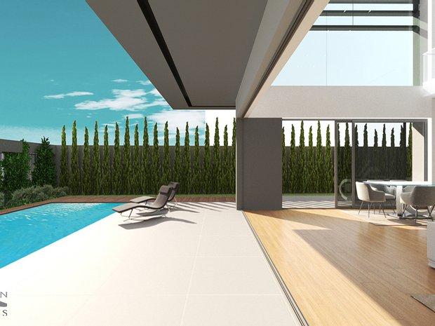 House in Glyfada, Greece 1