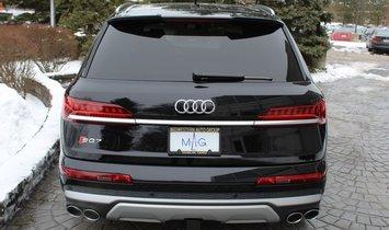2021 Audi SQ7 4.0T quattro