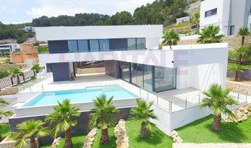 Дом в Хавеа, Валенсия, Испания 1