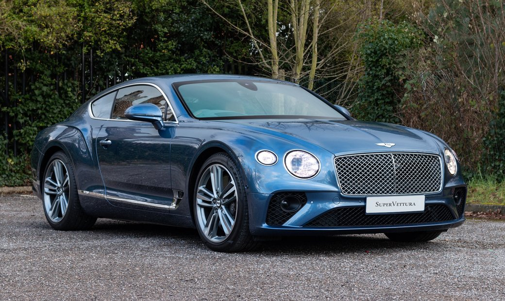 2018 Bentley Continental GT W12
