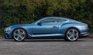 2018 Bentley Continental GT W12