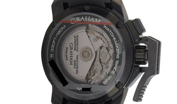 Graham Graham Chronofighter Oversize Sniper 47mm Watch 2CCAU.B34A