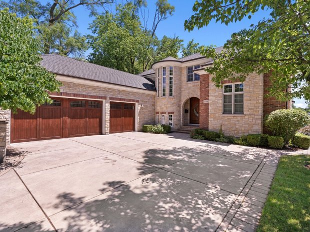 House in Park Ridge, Illinois, United States 1