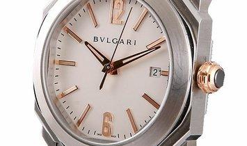BVLGARI OCTO AUTOMATIC 38MM MEN'S WATCH REF. 102118 BGO38WSPGD