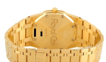 Audemars Piguet Audemars Piguet Royal Oak Ladies 18K Yellow Gold Watch