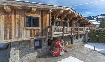 Шале в Межев, Овернь-Рон-Альп, Франция 1