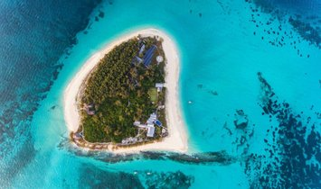 A MAGICAL PLACE OF INCOMPARABLE EXPERIENCES - PRIVATE ISLAND