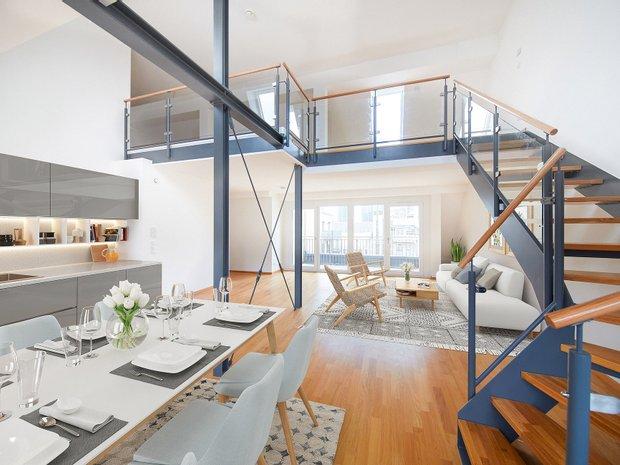 Apartment in Bahnhofsviertel, Hessen, Germany 1
