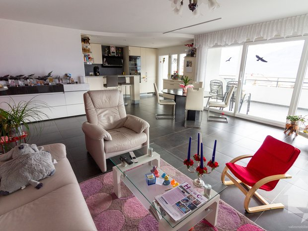 Apartment in Chamoson, Valais, Switzerland 1