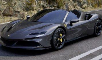 2021 Ferrari SF90 Spider
