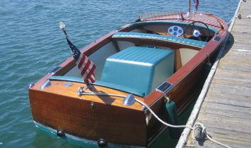 Gar Wood - 16 utility - 1947