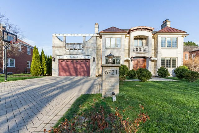House in Lincolnwood, Illinois, United States 1