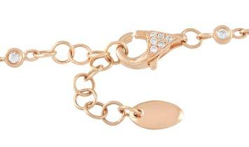 LB Exclusive LB Exclusive 18K Rose Gold 3.00 ct Diamond Necklace