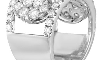 LB Exclusive LB Exclusive 18K White Gold 2.51 ct Diamond Ring
