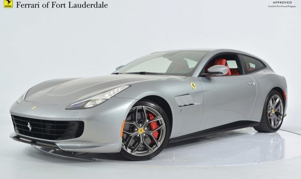 2020 Ferrari Gtc4 Lusso In Fort Lauderdale Florida United States For Sale 10953912