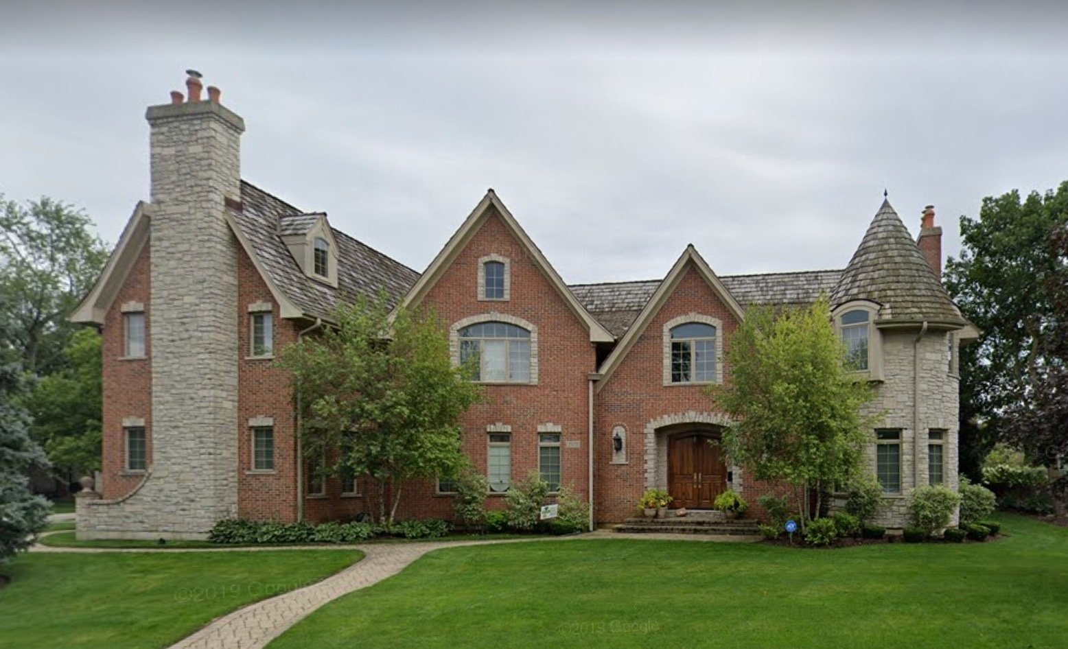 House in Northbrook, Illinois, United States 1