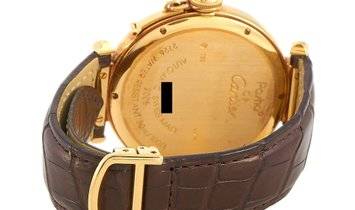 Cartier Cartier Pasha de Cartier 42 mm Yellow Gold Watch W3018651