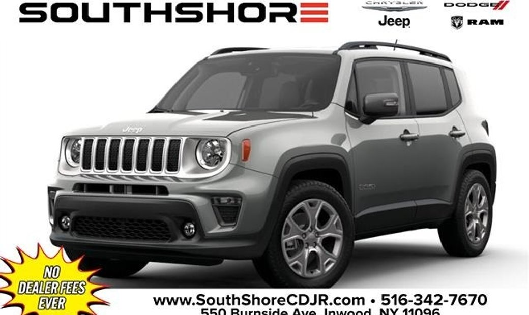 2021 Jeep Renegade Limited