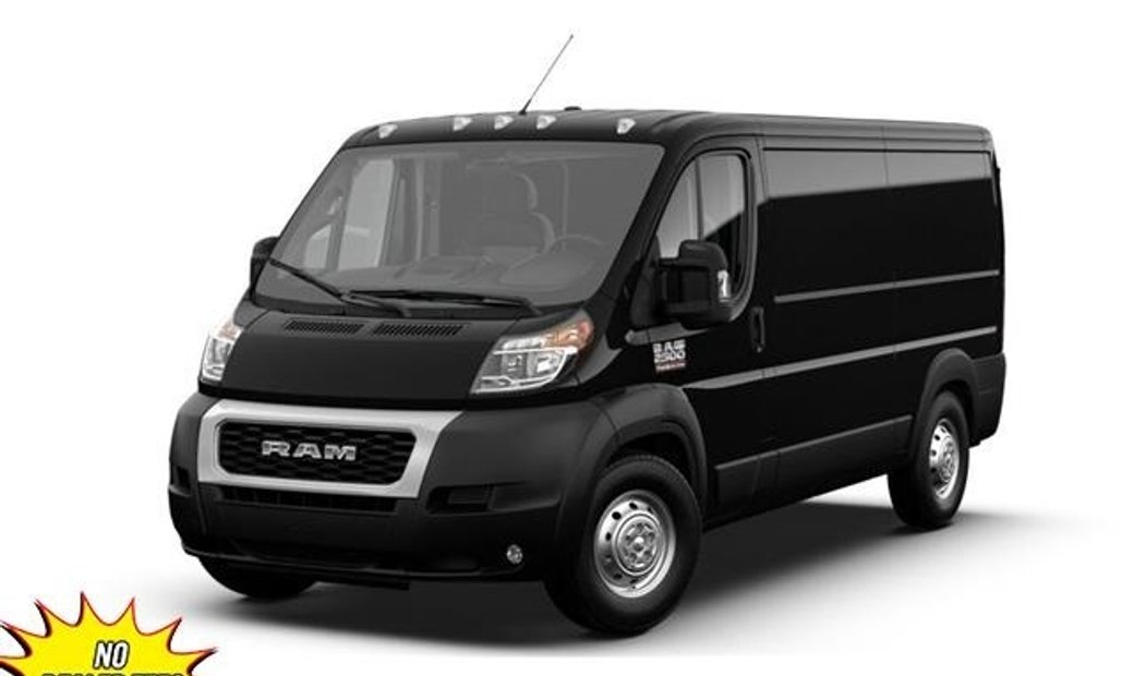 2021 Ram ProMaster 2500 Base