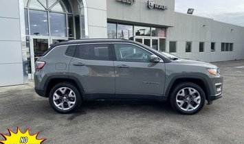 2021 Jeep Compass Limited