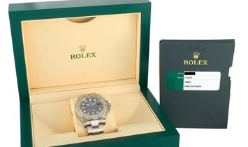 Rolex Rolex Oyster Perpetual Yacht-Master 40 mm Watch 116622-0003