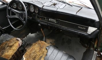 Porsche 912 Long Wheel Base