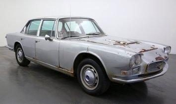 Maserati Quattroporte