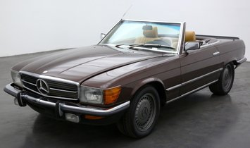Mercedes-Benz 280SL 4-Speed
