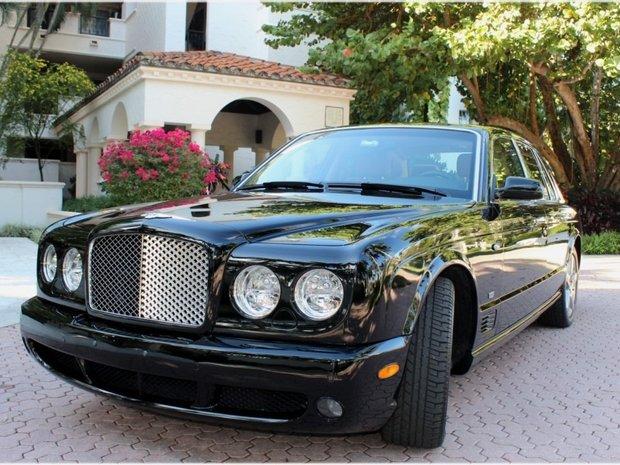 Sedan in North Miami, Florida, United States 1