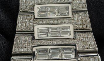 Patek Philippe  5719G Bespoke White Gold Diamond Set