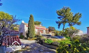 Villa en Hyères, Provenza-Alpes-Costa Azul, Francia 1
