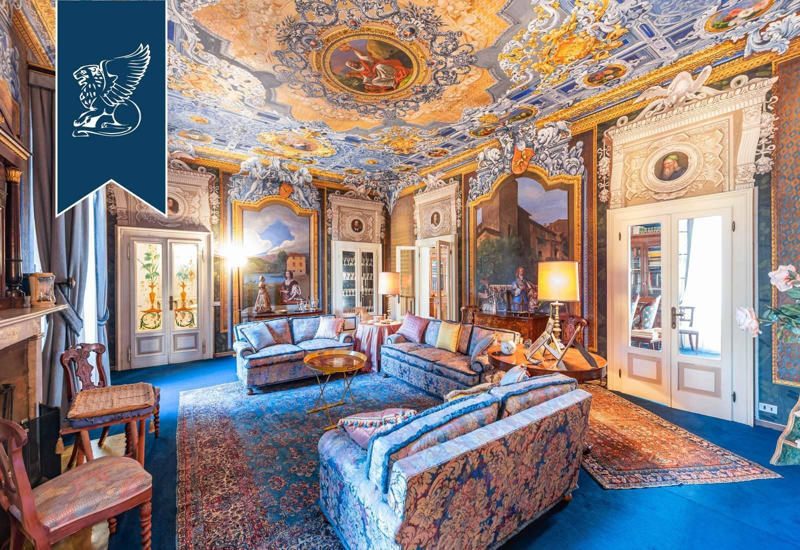 Villa in Iseo, Lombardy, Italy 1