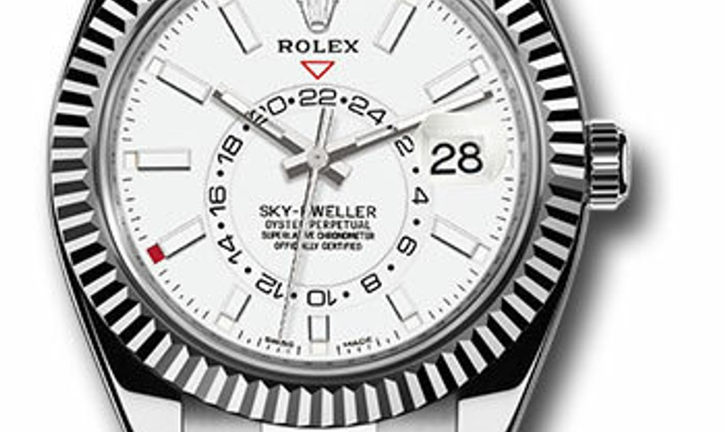ROLEX OYSTER PERPETUAL SKY-DWELLER 326934 WH