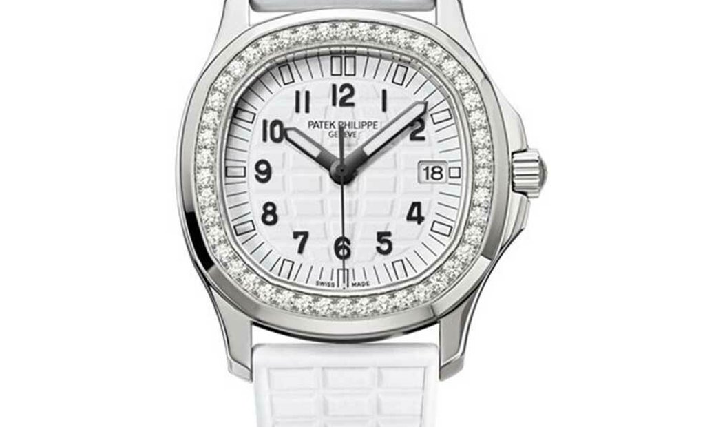 PATEK PHILIPPE AQUANAUT 5067A-024 STAINLESS STEEL LADIES WATCH