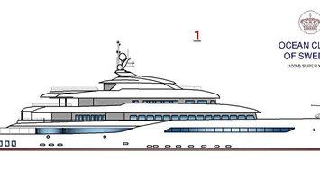 2021 CONQUEROR 100m (330 ft) Mega Yacht