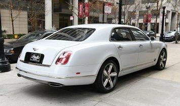 Bentley Mulsanne Speed