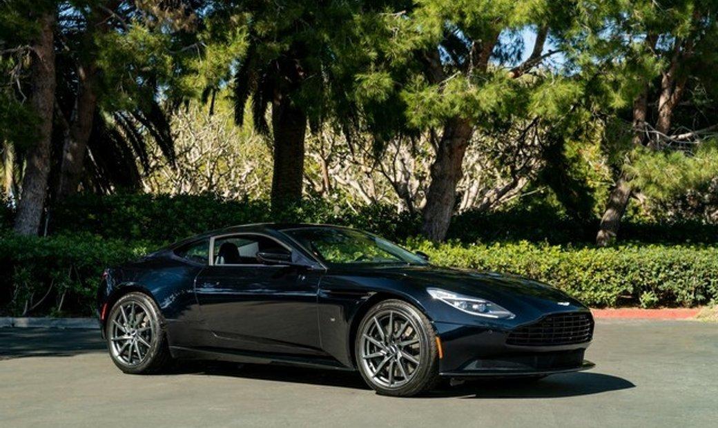 2017 Aston Martin DB11 V12