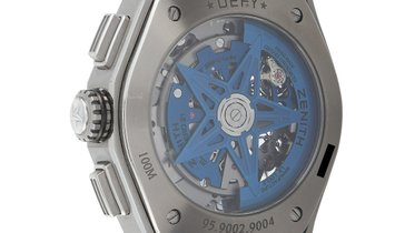 Zenith Zenith Defy El Primero 21 Chronograph Men's Watch 95.9002.9004/78.R590