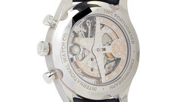 IWC IWC Portugieser Chronograph Men's Watch 390403