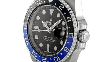 Rolex Rolex GMT-Master II Batman Watch 116710BLNR