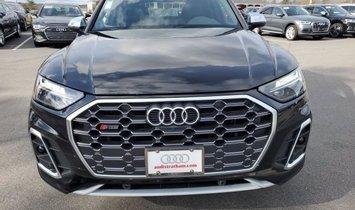 2021 Audi SQ5 Premium quattro