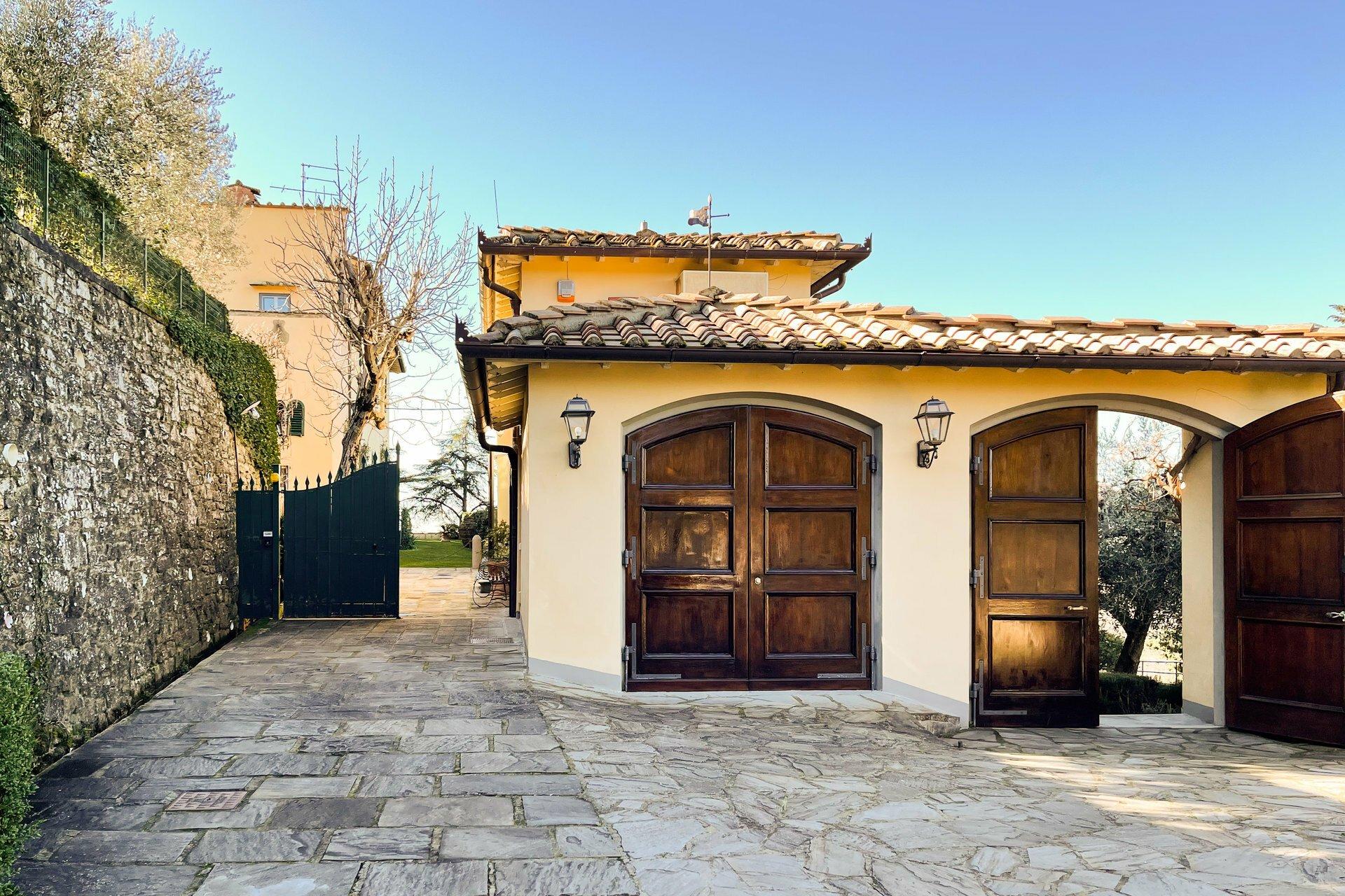 Villa in Fiesole, Tuscany, Italy 1 - 11304976