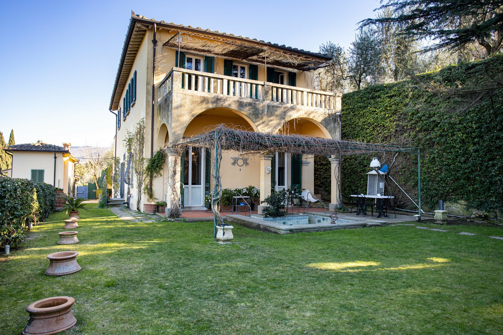 House in Fiesole, Tuscany, Italy 1 - 11304978