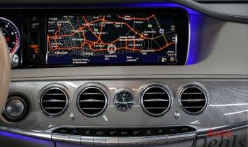 2015 Mercedes-Benz S550