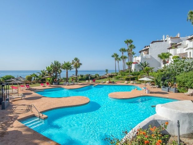 Apartment in Puerto Banús, Andalusia, Spain 1